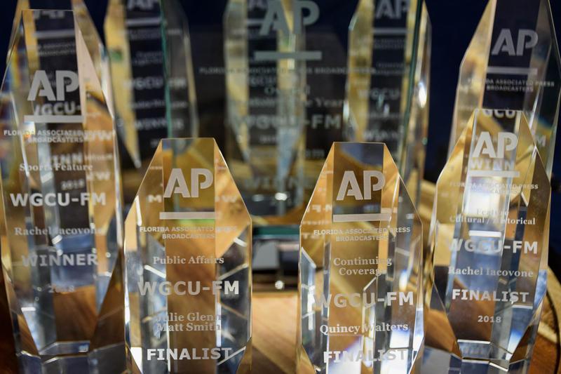 A Look Back at WGCU's Award-Winning Reporting of 2017