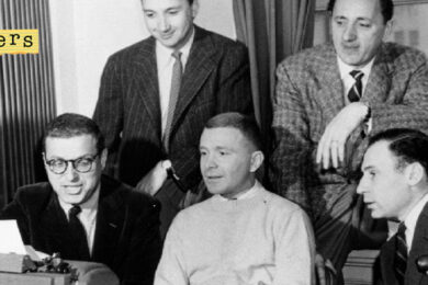 Mel Brooks, Sid Caesar, Carl Reiner ... and WGCU board member Michael Hirsh
