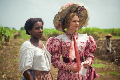 'Long Song' set during emancipation on a Jamaican plantation