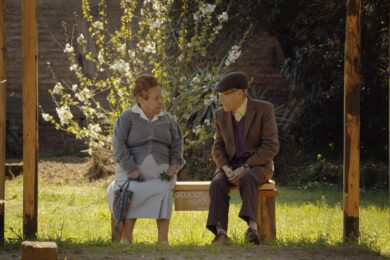 A charming, poignant view of aging in 'The Mole Agent'