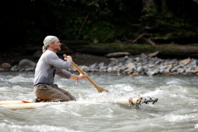 WGCU and APT present 'Surviving Disasters with Les Stroud'